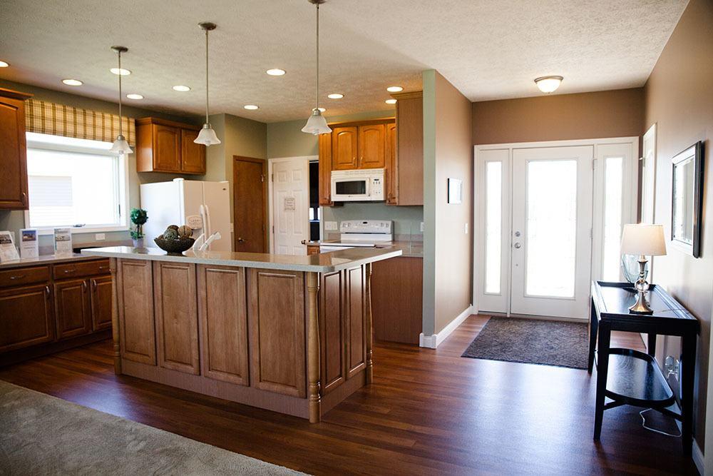 Modular Home Kitchen Next Modular Goshen IN
