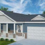 Mishawaka modular home builder rendering Next Modular