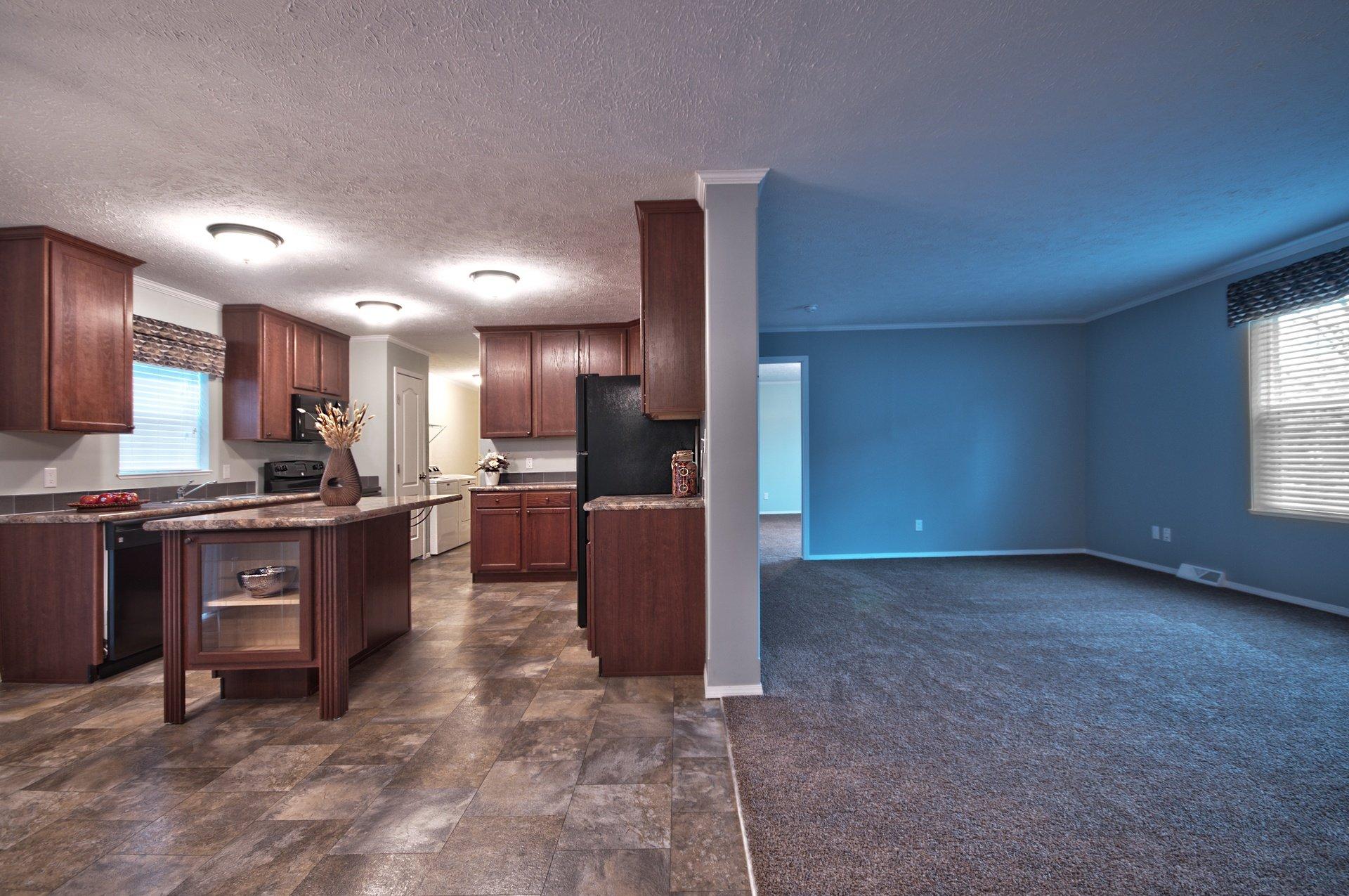 Cedar Ranch Modular Home - 1,493 SF - 3 Bed 2 Bath - Next Modular