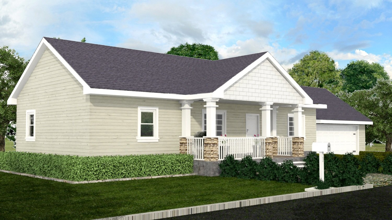 Dakota ranch modular home 1 387 sf 3 bed 2 bath next for Modular homes south dakota