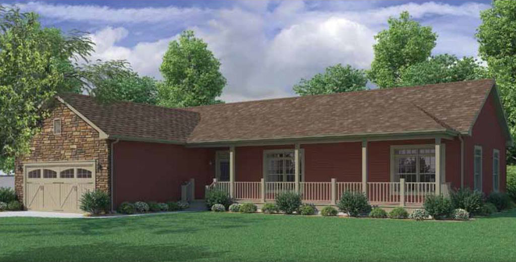 Winchester ranch modular home 1 736 sf 3 bed 2 bath for 3 bed 2 bath modular home