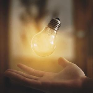 light bulb for custom lighting plans