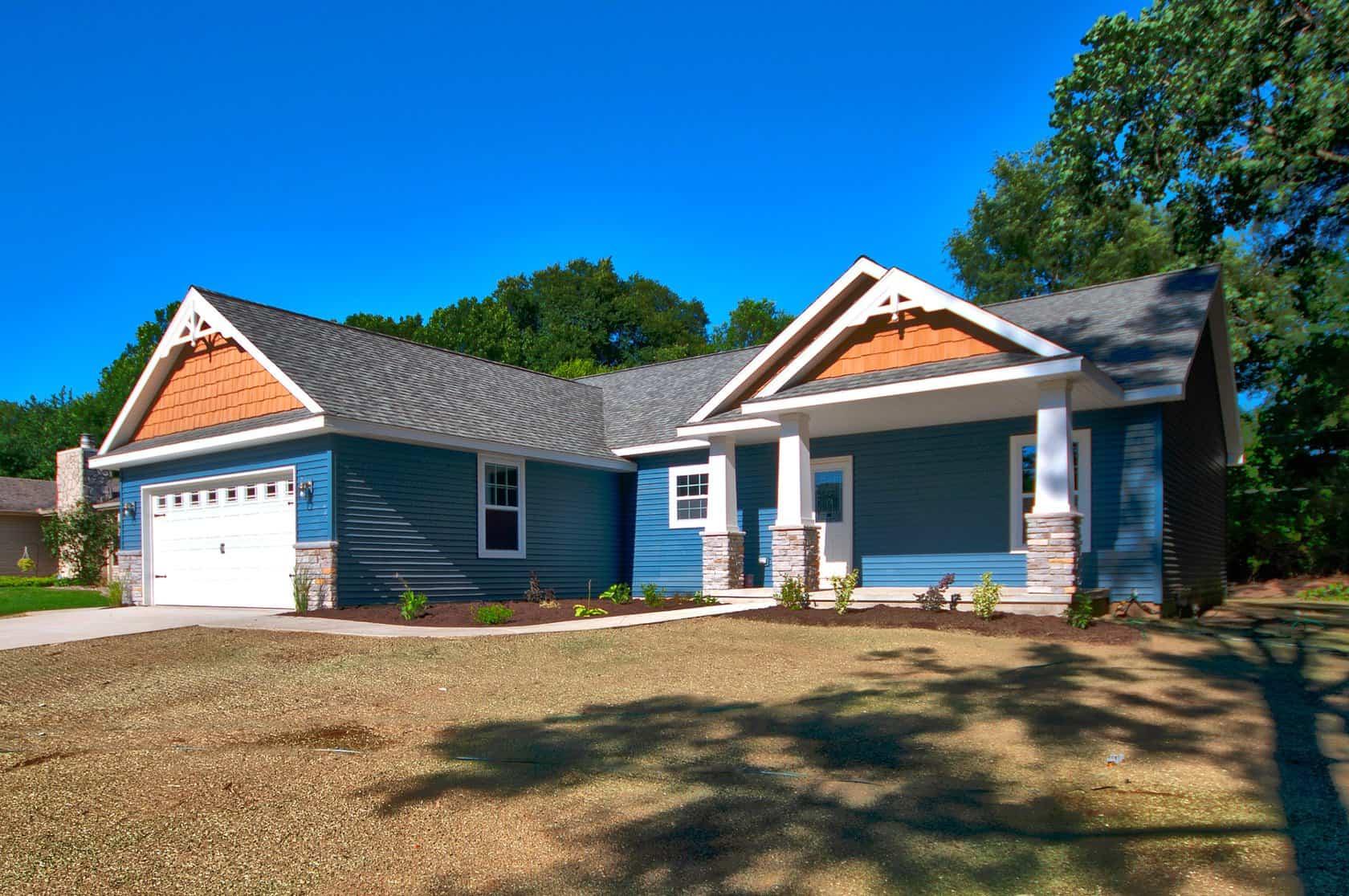 custom ranch modular home elkhart indiana walnut trails 1 32 next modular. Black Bedroom Furniture Sets. Home Design Ideas