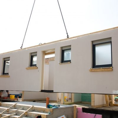 modular home assembly